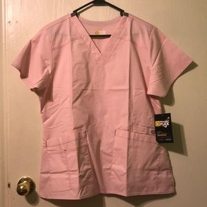 WonderWink Scrub Top & Pant Set